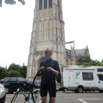 First puncture in Ypres
