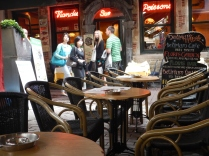Brussels bar