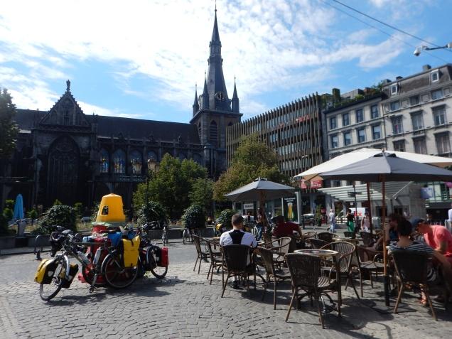Cologne main square