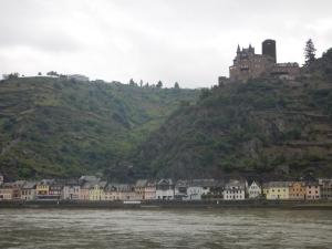 Castles by ze Rhein