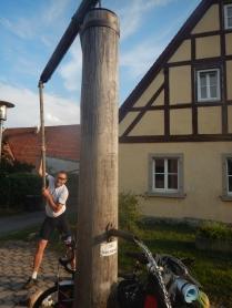 Bavarian village