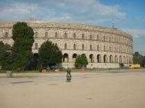Nuremberg rally grounds