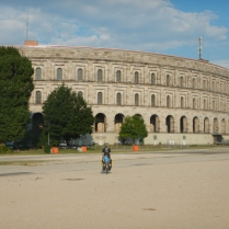 Nuremberg rally grounds