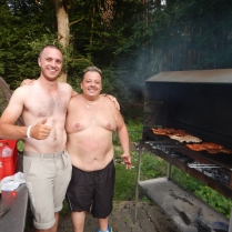 BBQ with the chef