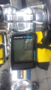 1000km!