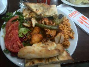 Recovery kebab