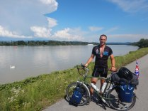 By the Danube, 3 Aug