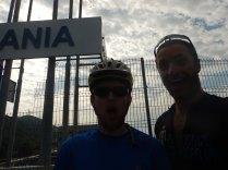 Iron Gates, Romania, 20 Aug