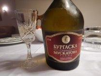 Aleks' dad's rakija, Varna, 26 Aug