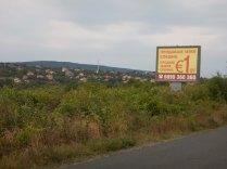 Extraordinarily cheap land, 28 Aug