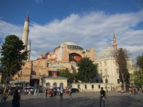 Haghia Sophia, Istanbul, 3 Sept