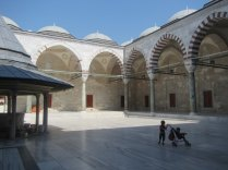 Fatih Mosque, Istanbul, 3 Sept