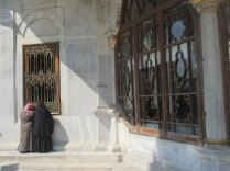 Tomb of Mehmet the Conqueror, Fatih Mosque, 3 Sept