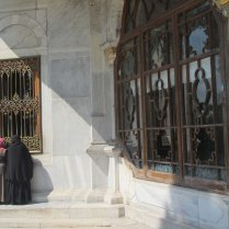 Tomb of Mehmet the Conqueror, Fatih Mosque, 3 Sept