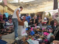 Wednesday market by Fatih Mosque, 3 Sept