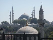 Sulemaniye Mosque, Istanbul, 3 Sept