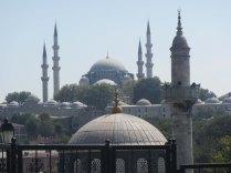 Sulemaniye Mosque, Istanbul, 3 Sept