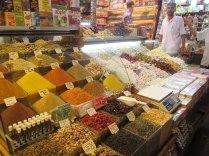 Spice Market, Istanbul, 3 Sept