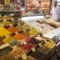 Spice Market, Istanbul, 3 Sept