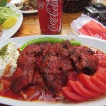 Iskender 'Alexander' kebab, 3 Sept