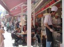 Just outside spice bazaar, 3 Sept
