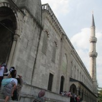Blue Mosque, Istanbul, 4 Sept