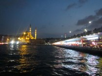 New Mosque and Galata Bridge, 5 Sept