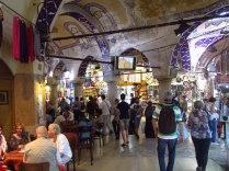 Grand Bazaar, Istanbul, 8 Sept
