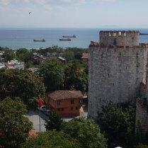 DSCN2416 Yedikule fort, Istanbul, 11 Sept 14