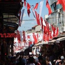 Grand Bazaar, Istanbul, 11 Sept 14