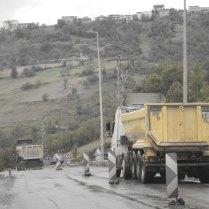 Heavy traffic day, 20 Sept 14