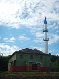 Mosques in all shapes and colours, 22 Sept 14