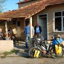 Morning tea house in Tutunculer, 26 Sept 14