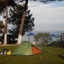 Black Sea camp spot, 28 Sept 14