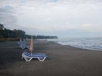 Rougher than the Bulgarian Black Sea coast, 28 Sept 14