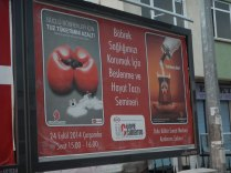 anti-sugar ad for all the Turkish tea, 28 Sept 14