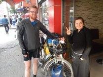 Giresun bike shop, 29 Sept 14