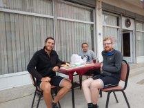 Breakfast cay in Espiye, 30 Sept 14