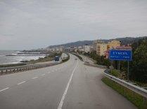 Eynesil - a typical Black Sea town, 30 Sept 14