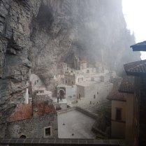 Sumela Monastery, 2 Oct 14