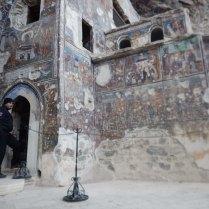 Sumela Monastery guard, 2 Oct 14