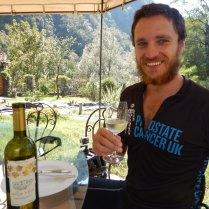 First Georgian wine, 7 Oct 14