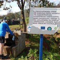 UNDP villages in Georgia, 7 Oct 14