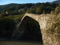 Famous Georgian bridges, 7 Oct 14