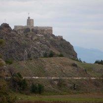 First Georgian fort, Alkhaltsikhe, 9 Oct 14