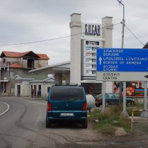 Close to the Armenian border, 9 Oct 14