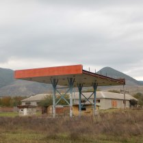 Desolate landscape, 9 Oct 14