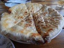Meat-filled khatchapuri, 10 Oct 14
