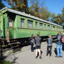 Stalin's armoured carriage, 11 Oct 14