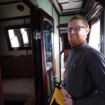 inside Stalin's armoured carriage, 11 Oct 14